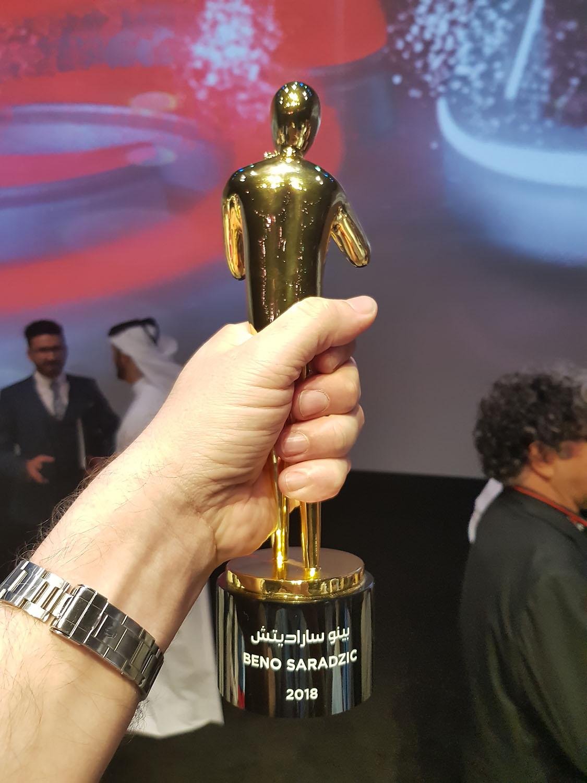 Xposure trophy