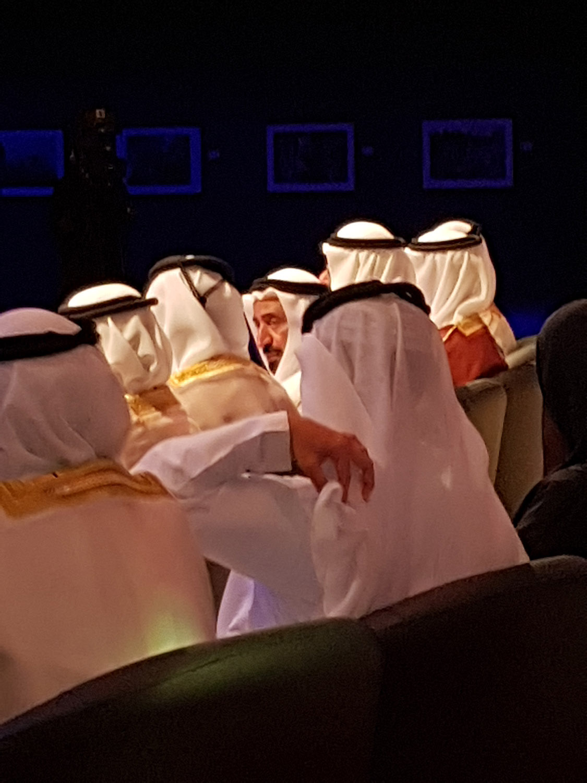 The Ruler of Sharjah
