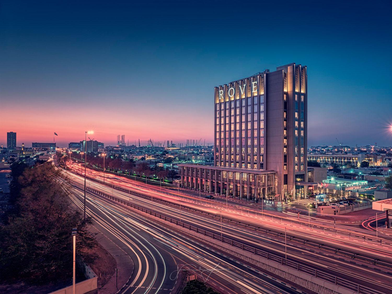 Rove Trade Centre Hotel