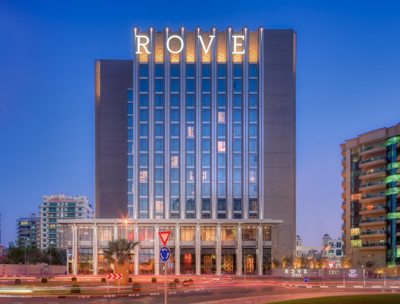 Rove Oud Metha Hotel