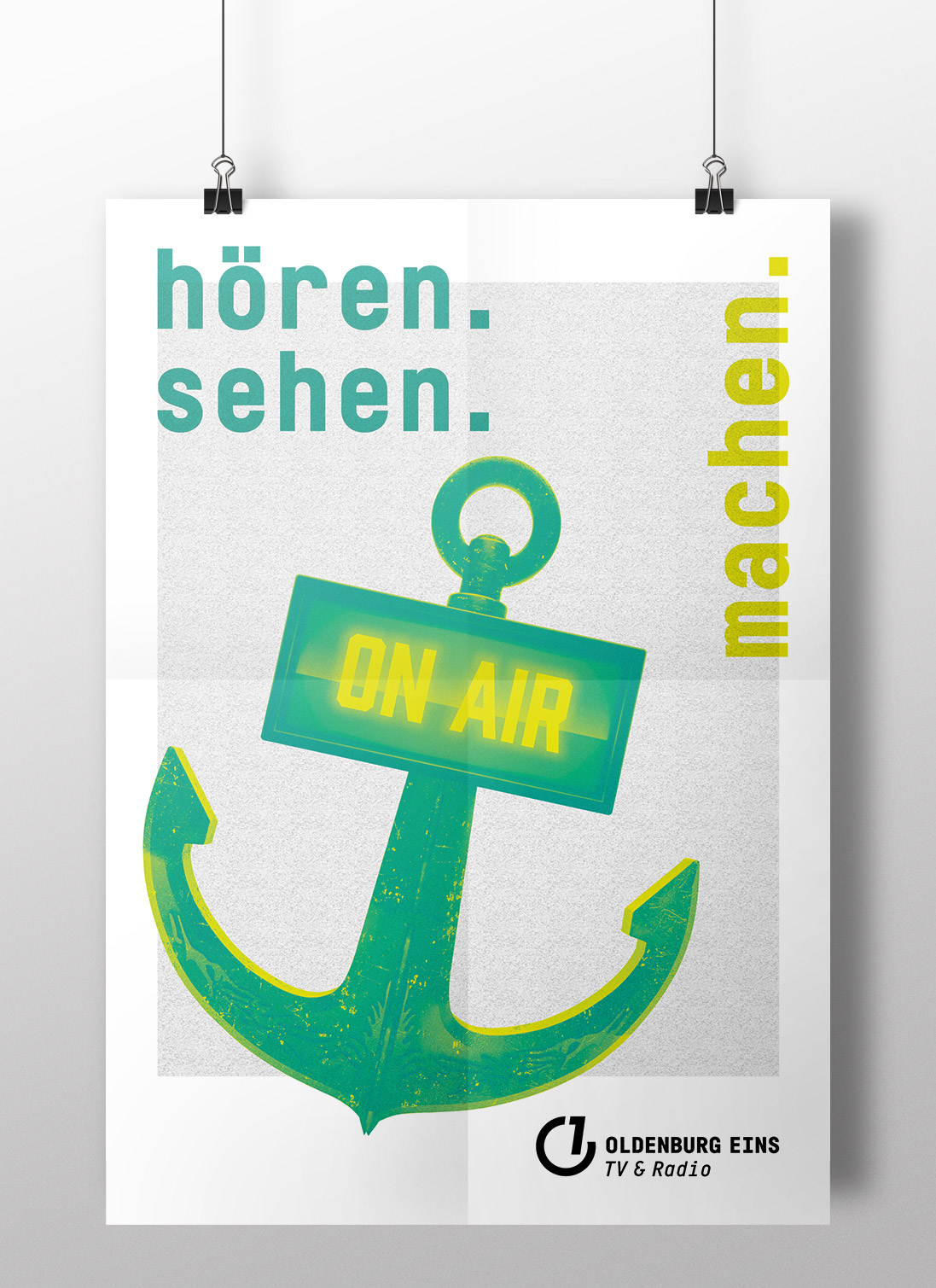 Plakat Design und Corporate Design von Superidee