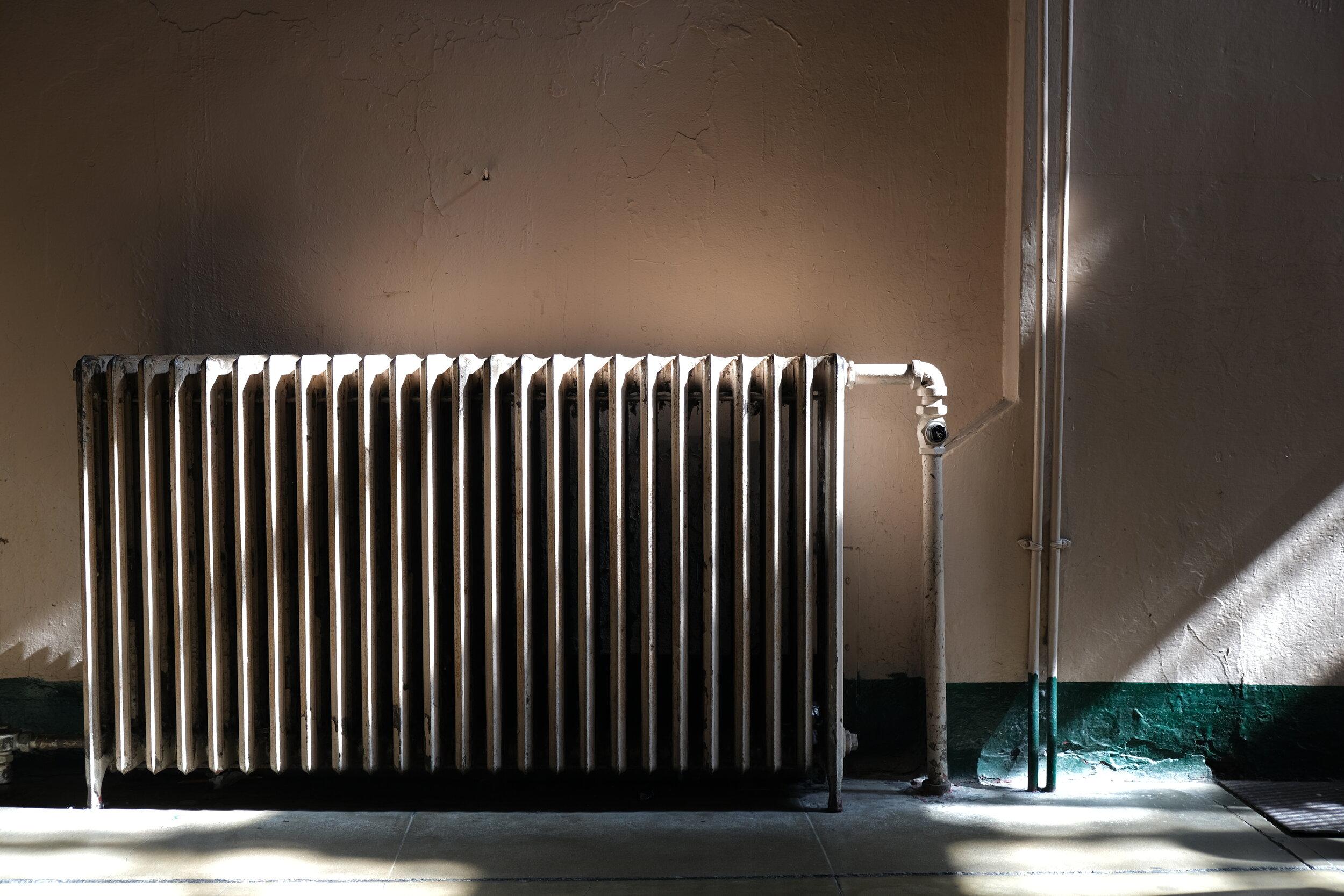 Even felons need radiators