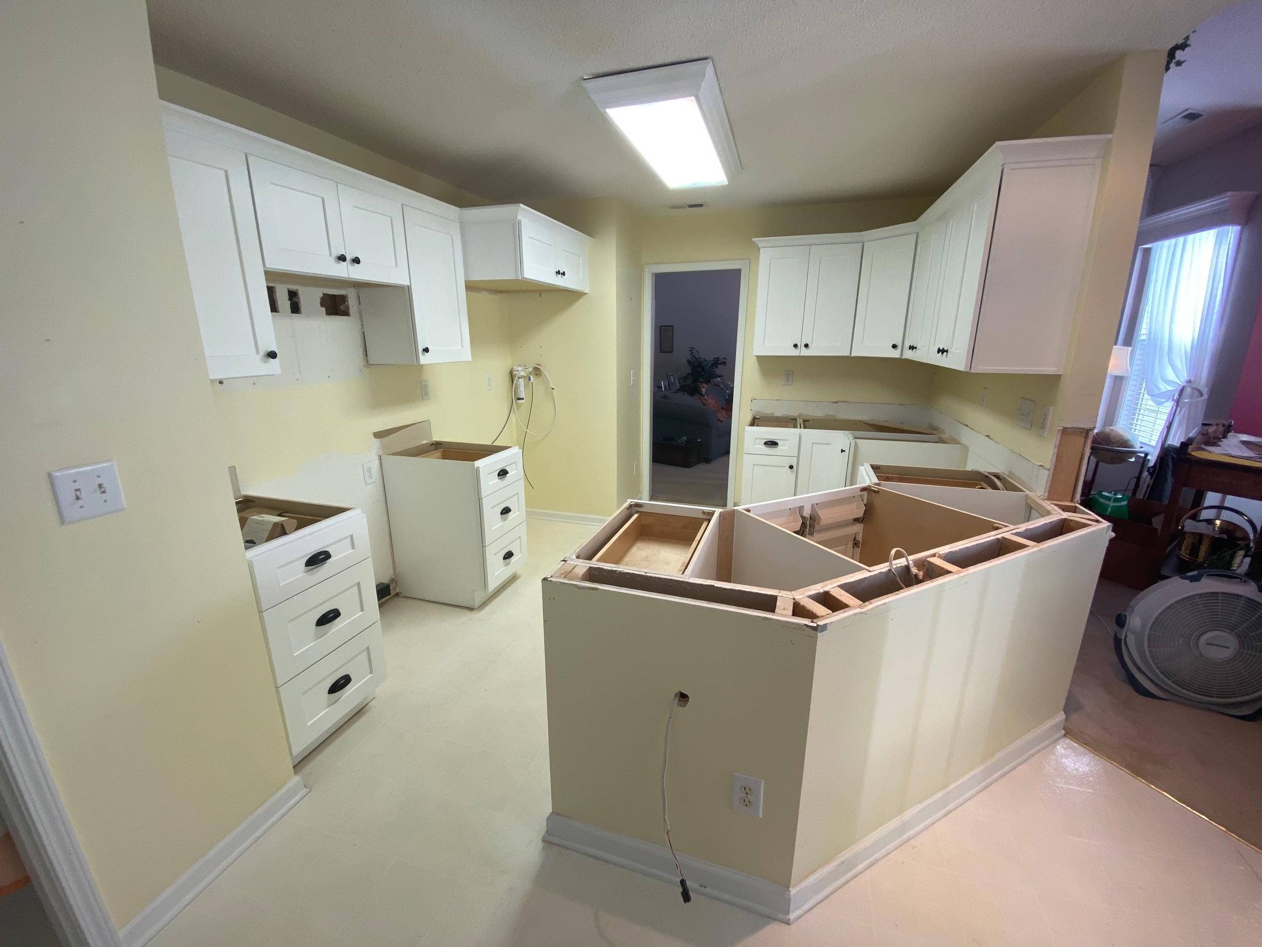 Durham kitchen remodel  -