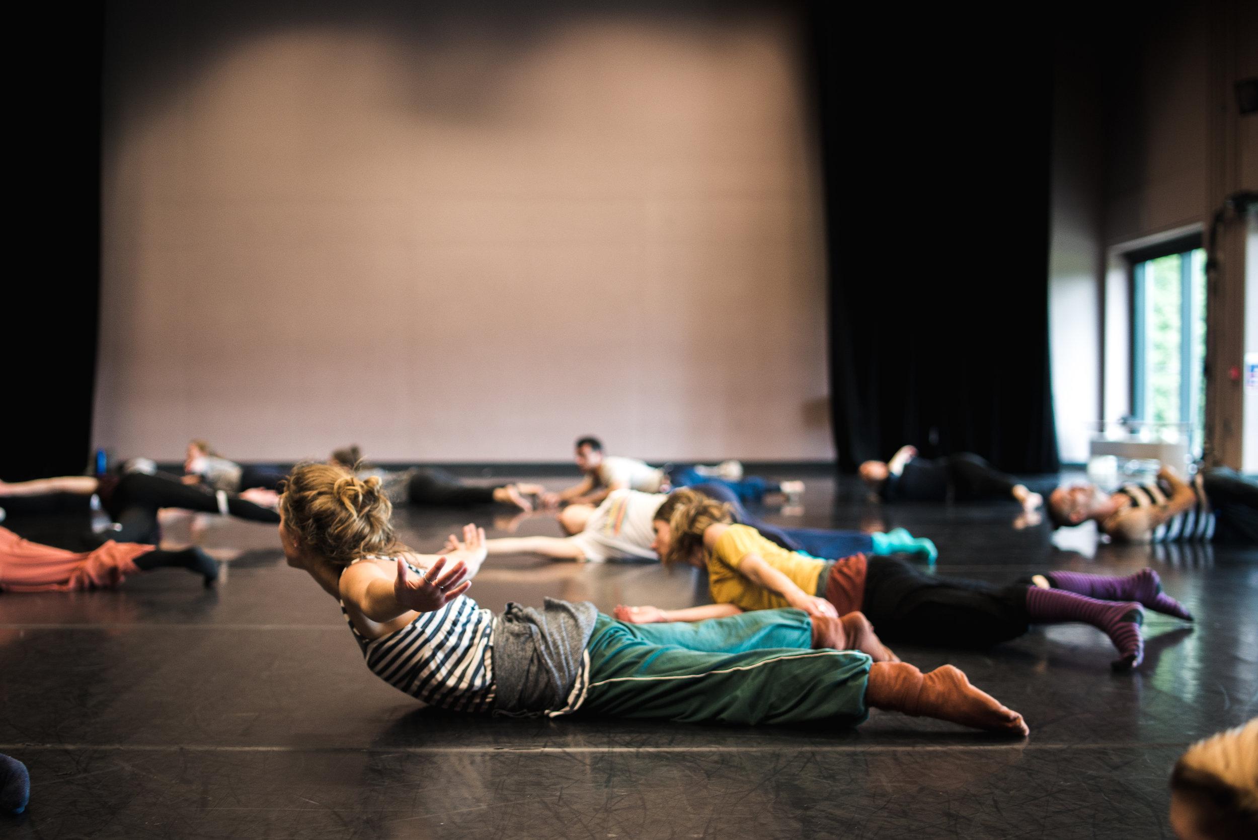 Freefall Dance Summer Intensive 2016 Photo by John Freddy Jones