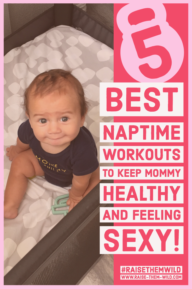 5 HIIT workouts to do during baby's nap!