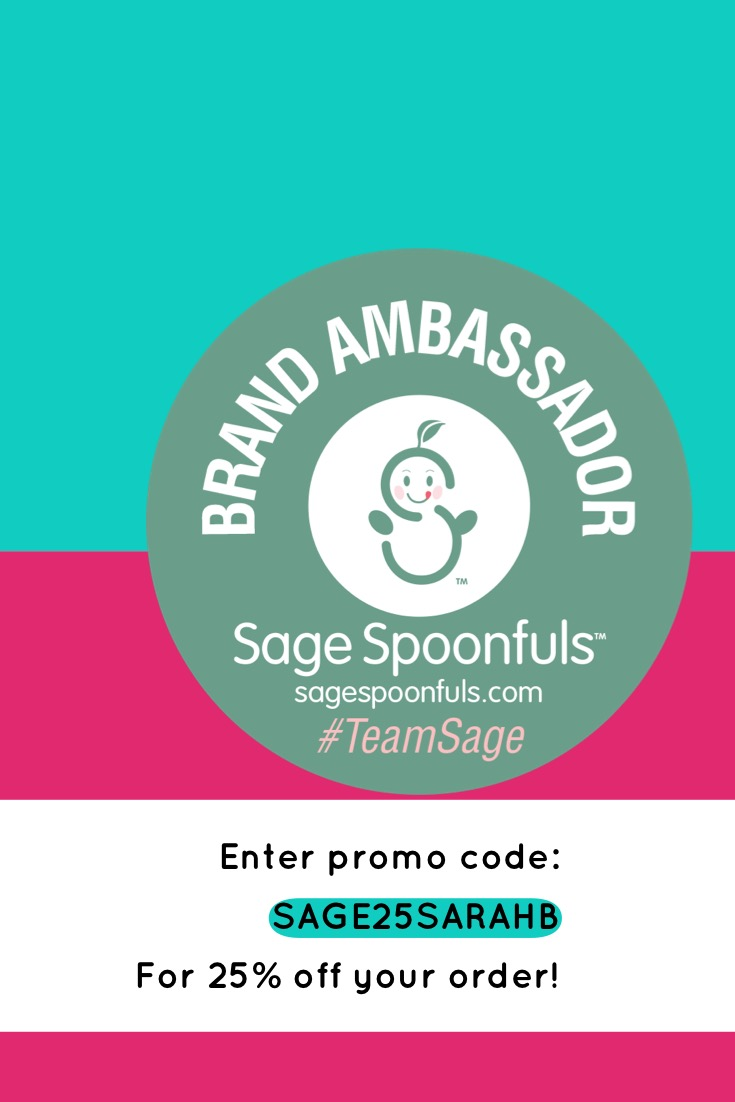 25% off to Sagespoonfuls.com