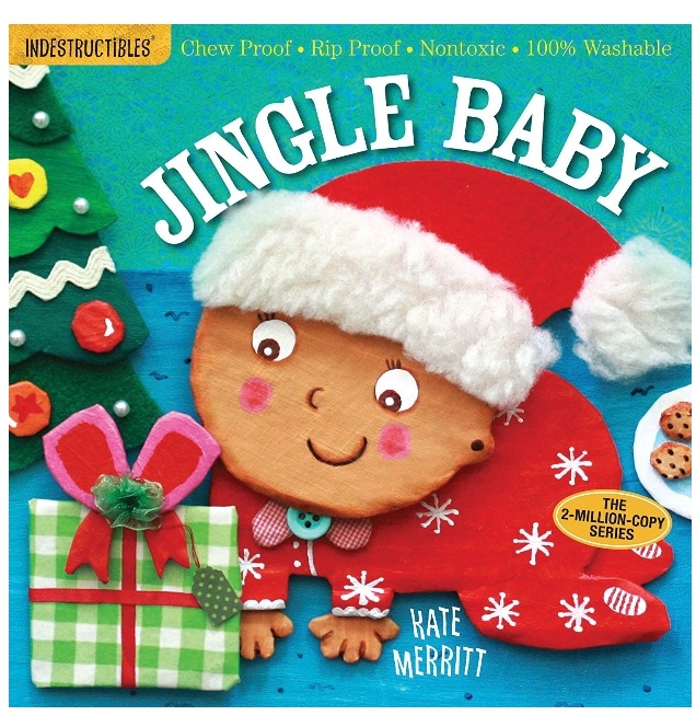 Holiday gift guide for babies- stocking stuffers