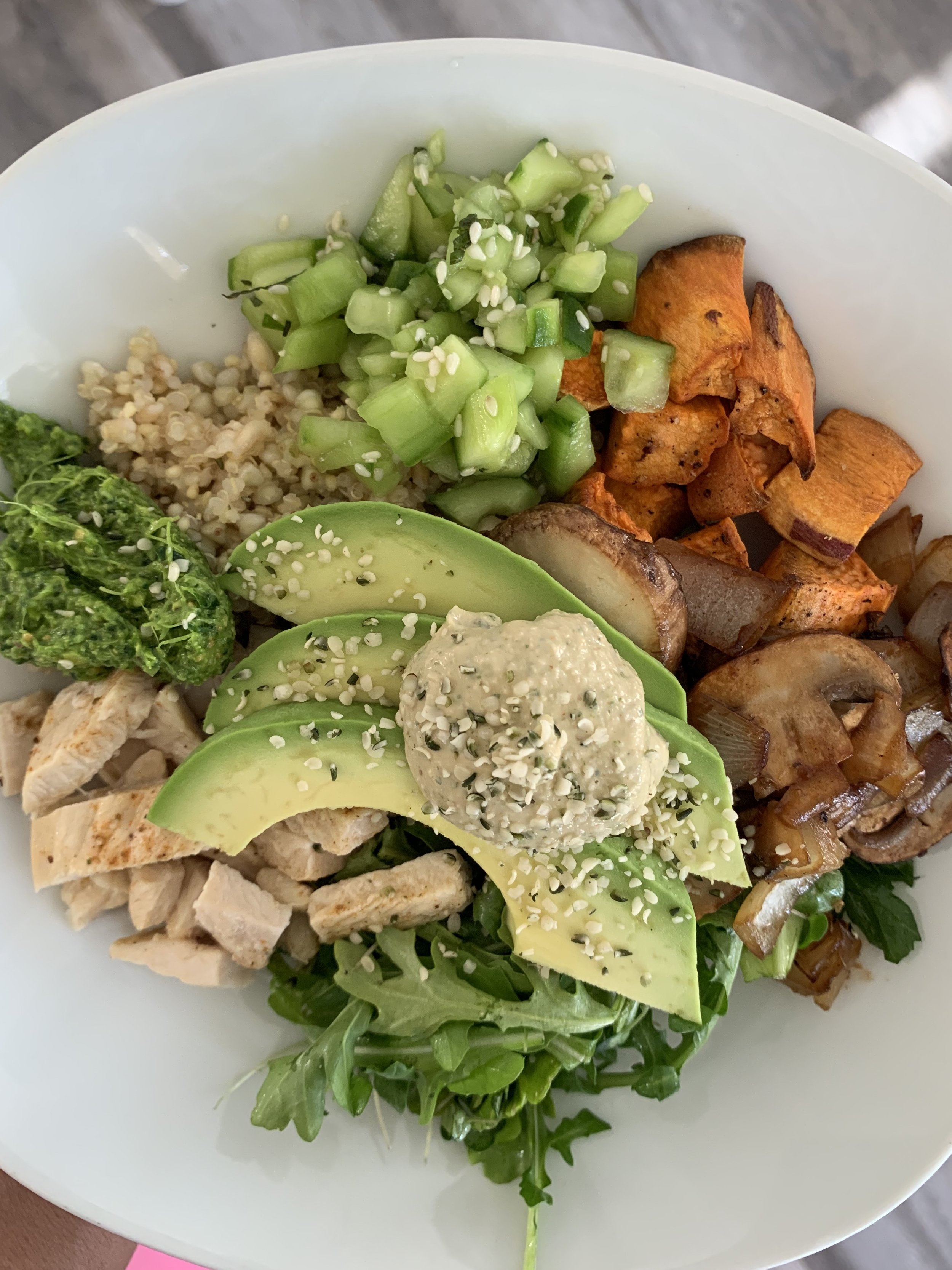 Flower Child S Mother Earth Bowl Recipes