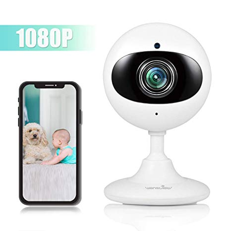 1080p baby monitor. wifi baby camera. best baby monitor