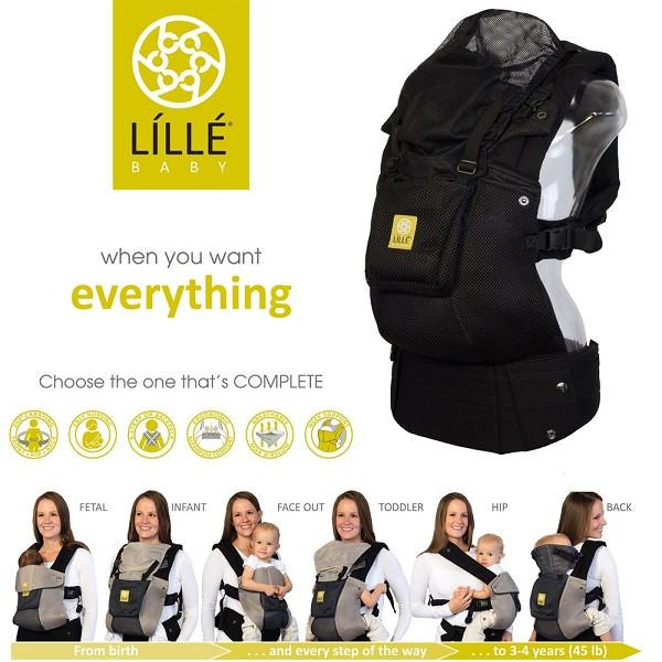 Best baby carrier, baby registry must haves, 6 in 1 baby carrier
