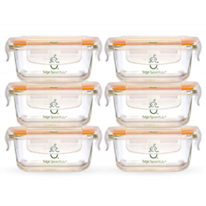 baby registry, baby food storage, strong glass food storage