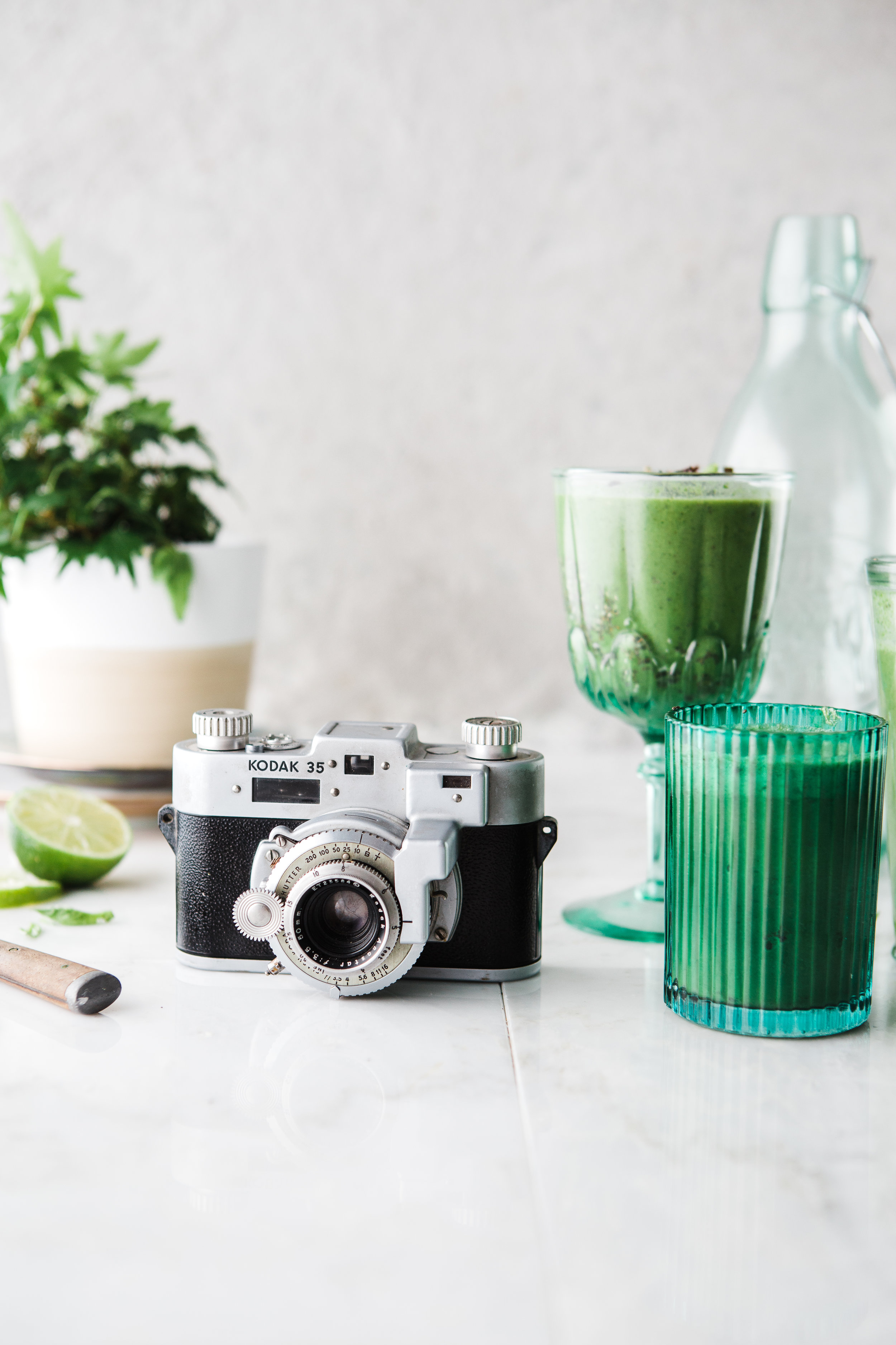 The benefits of this fat burning green detox smoothie