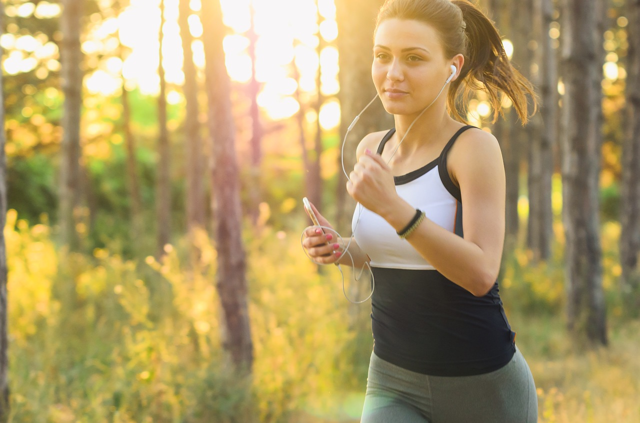 Exercise. One of the 12 tips for battling postpartum depression.