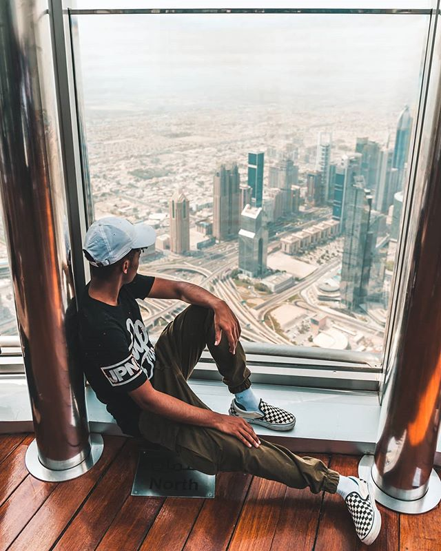 Higher than the highest skyscrapers😜