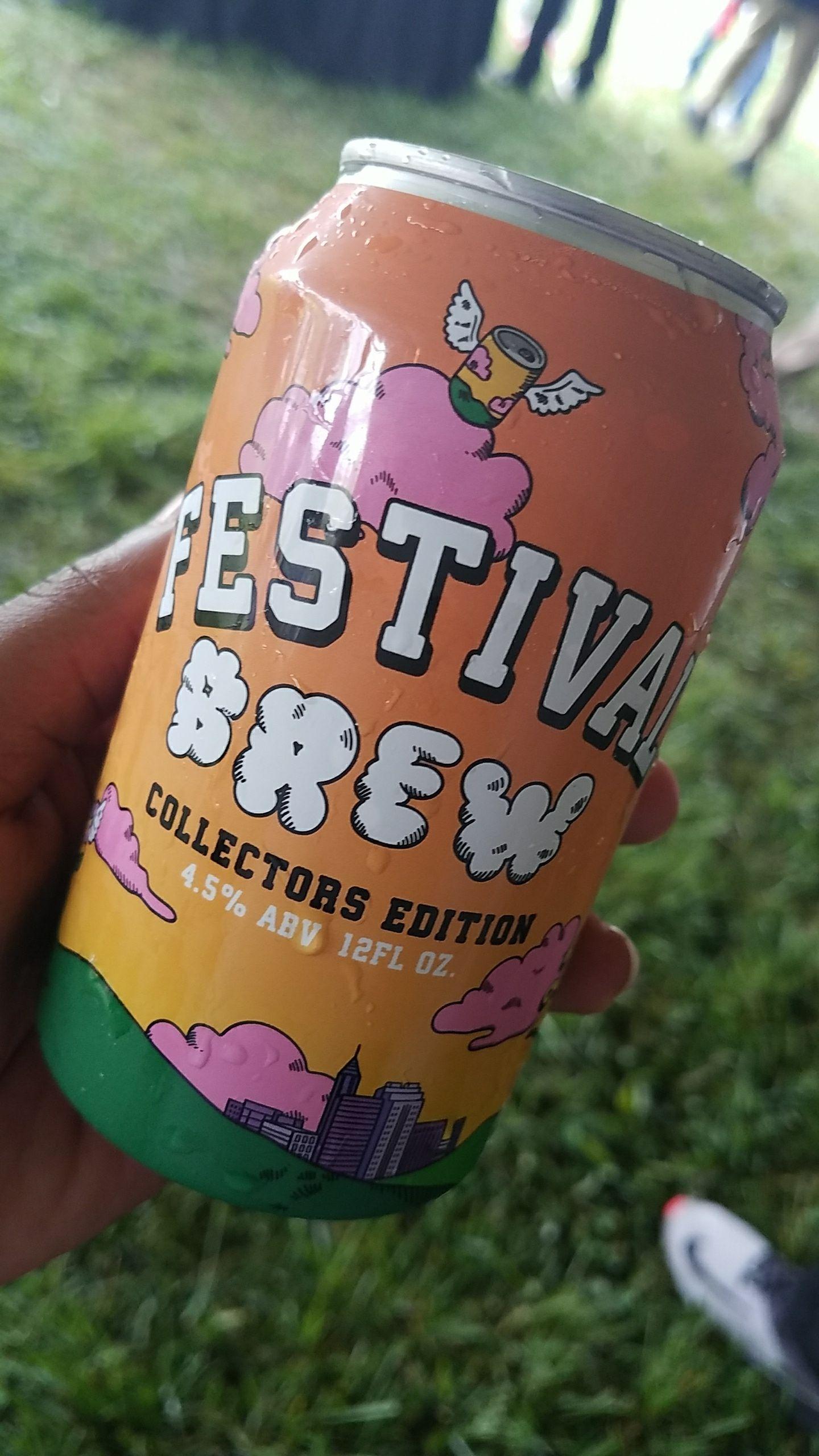 Dreamville Brew goin' crazy!