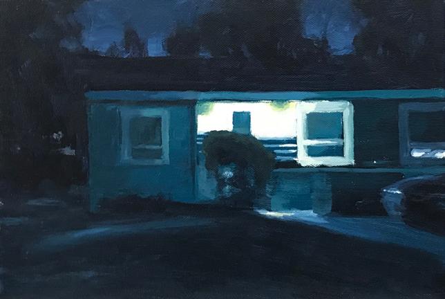Dell Road Nocturne