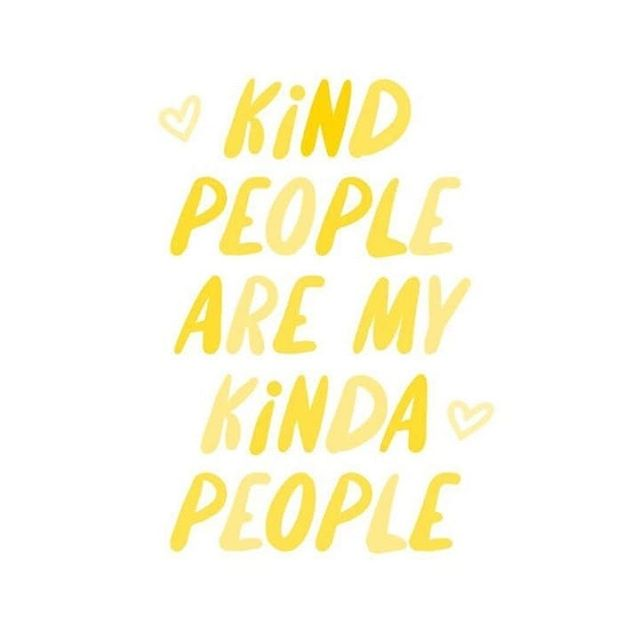 Be kind, y'all.