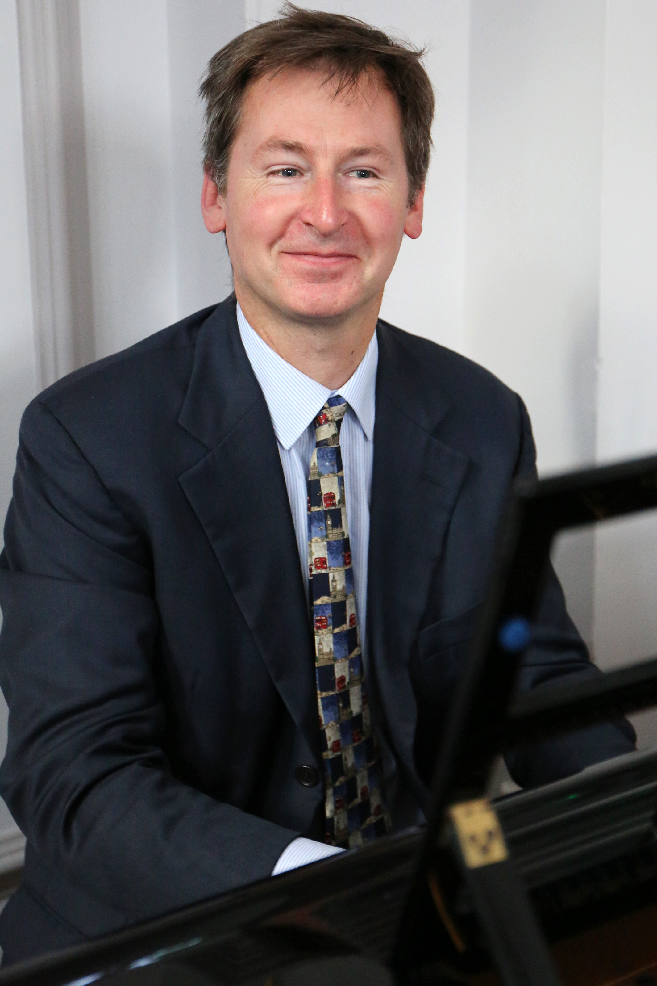 Philip Godfrey, Director of Music