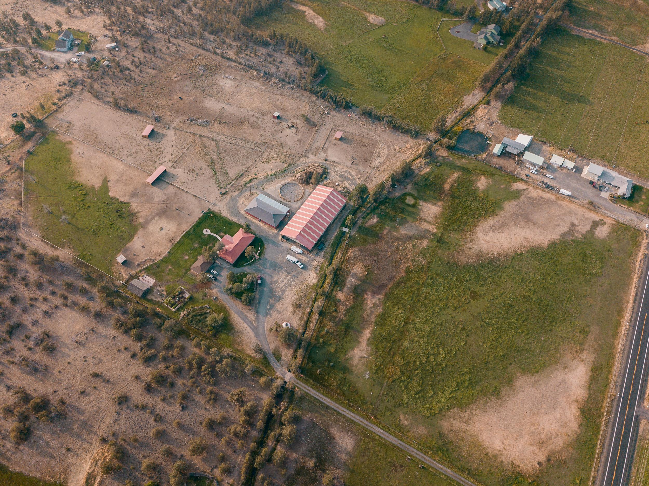 HeartSpace Horse Sanctuary in Redmond, Oregon