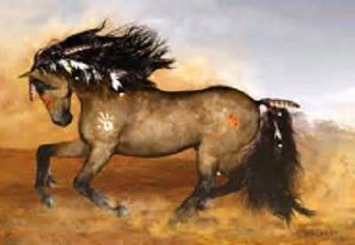 Equine Soul Connection - Cherokee Nation Artwork