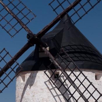 Recording January 2019    Windmills of Castilla-La Mancha, Consuegra, Spain