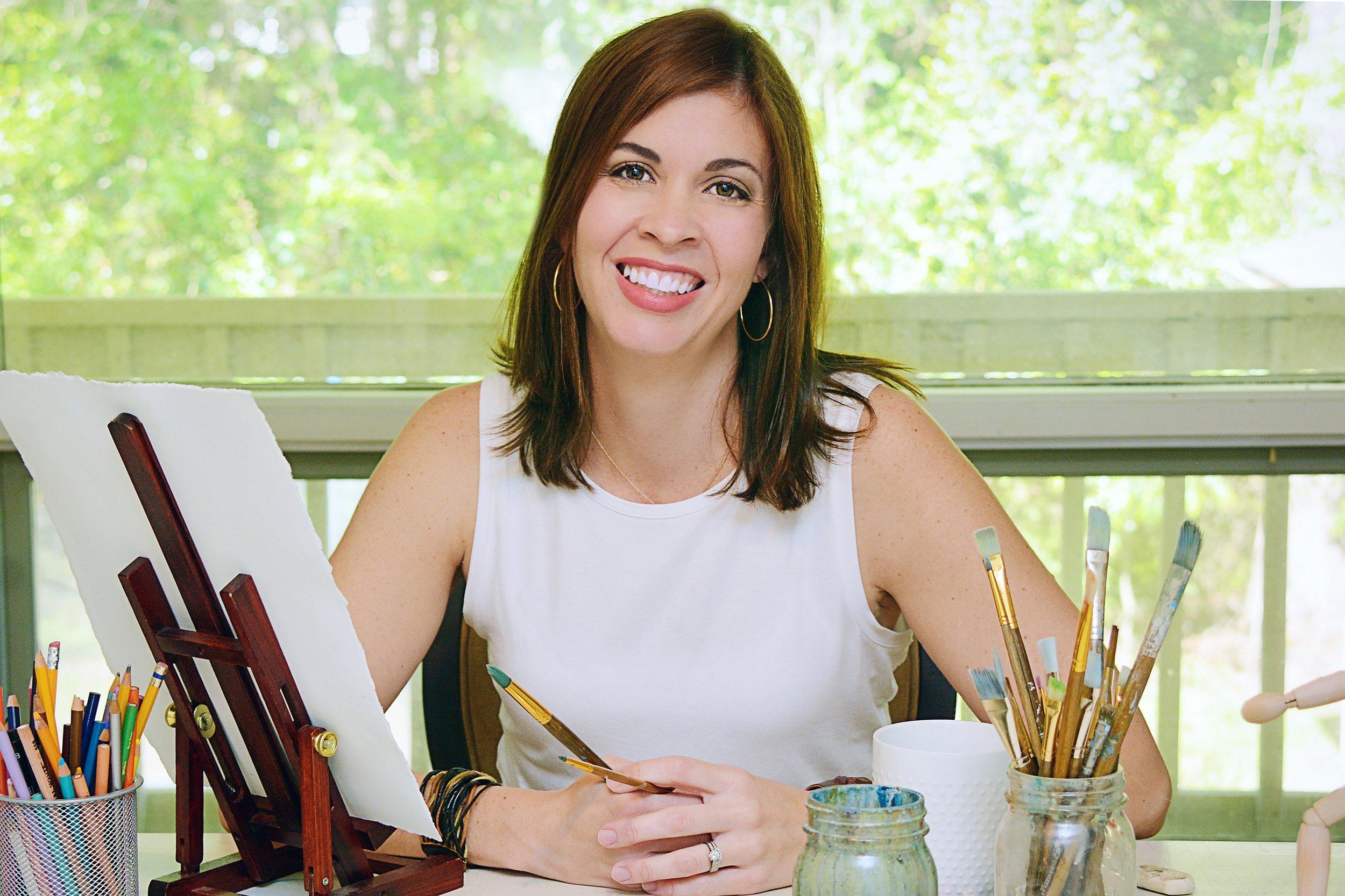 Amanda Roberson Art - Custom Watercolors