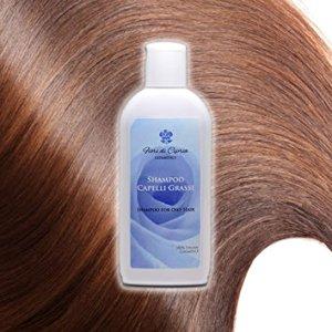 Usa lo Shampoo Capelli Grassi -