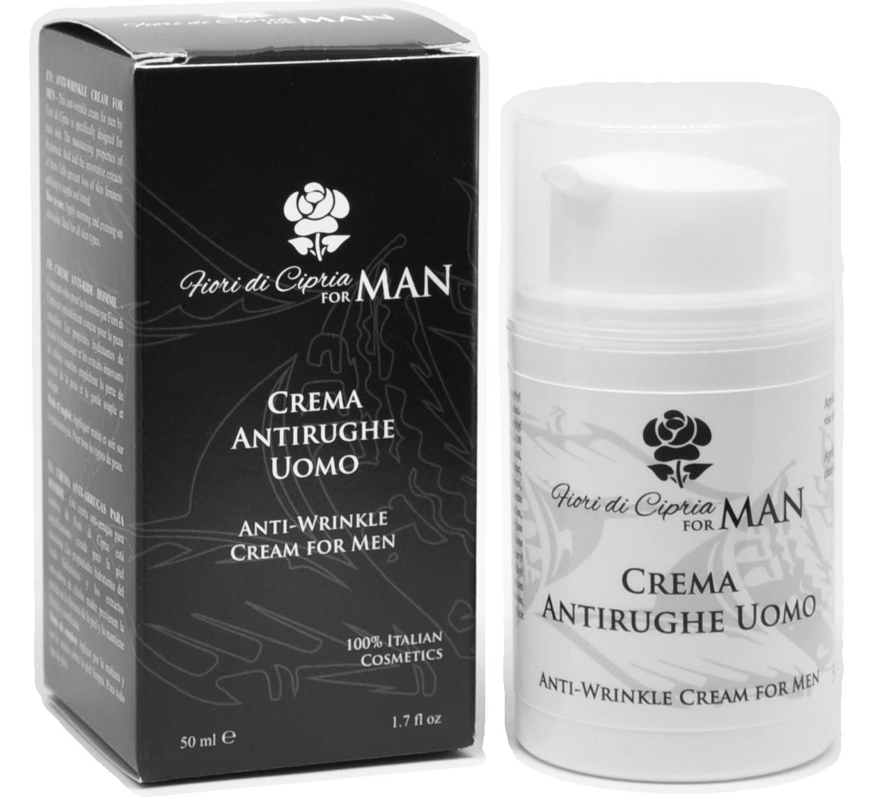 Anti-Wrinkle Cream For Men