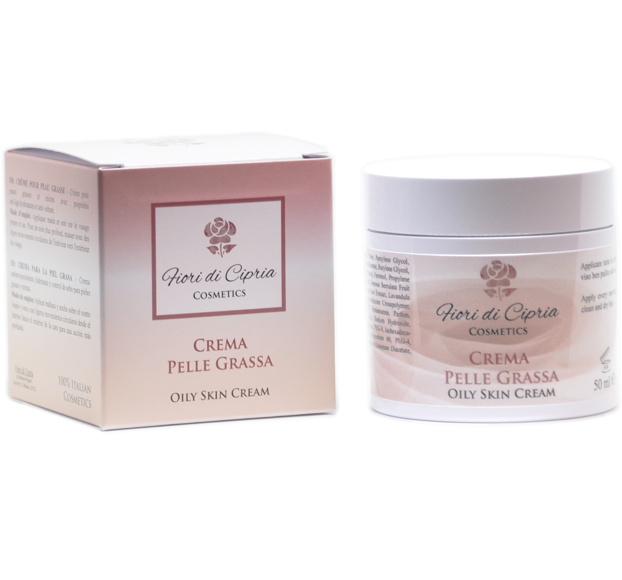 Oily Skin Cream