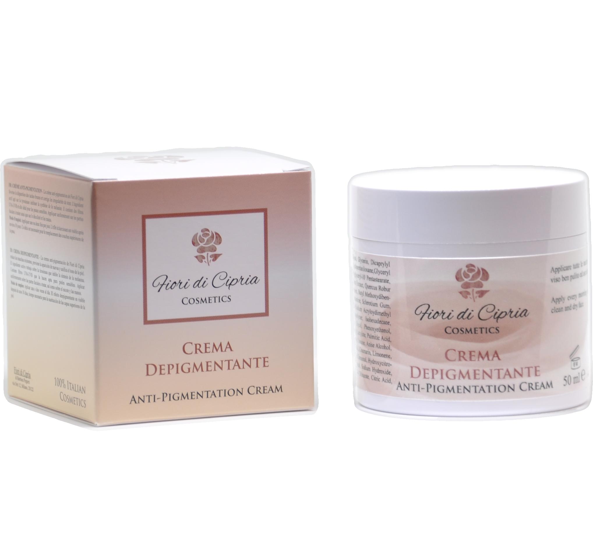 Anti-Pigmentation Cream