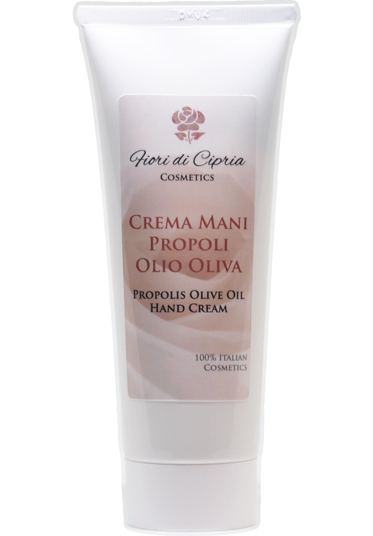 Crema De Manos Con Aceite De Oliva Y Própolis