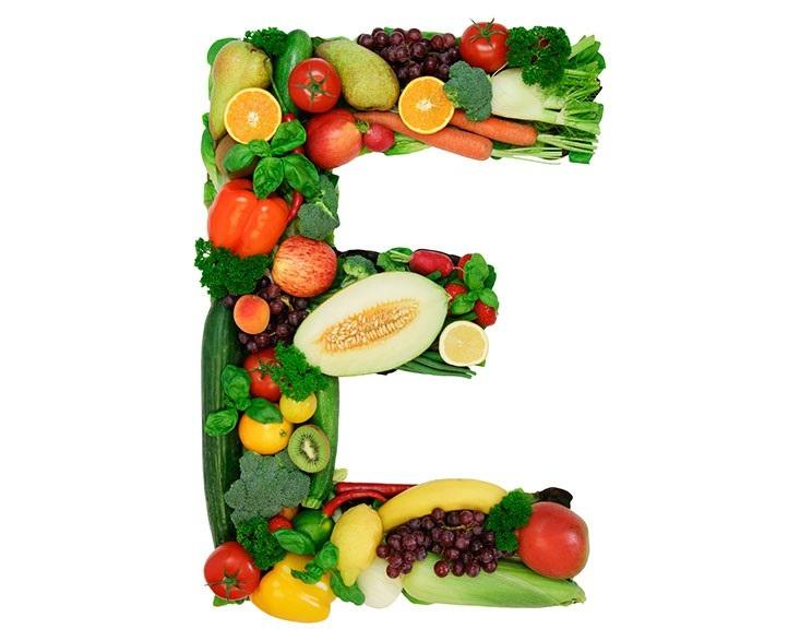 Vitamina E -