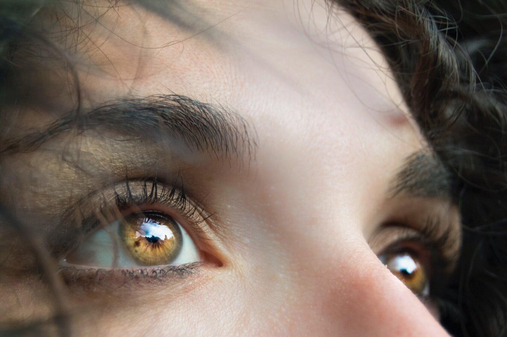 CONTORNO OCCHI…Lo sguardo non mente mai, non trattiene le emozioni