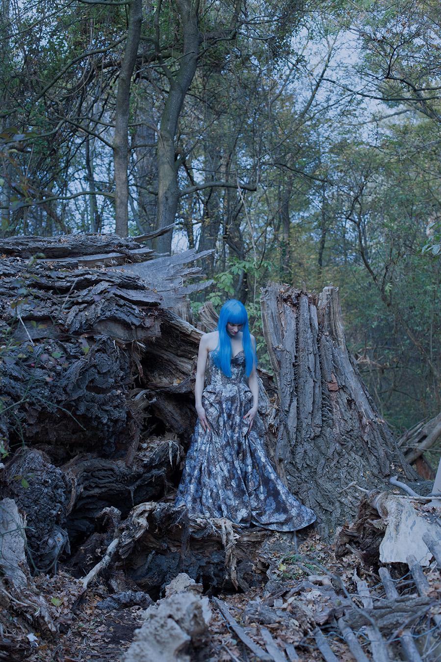 LENA HOSCHEK THOMAS KIRCHGRABNER COUTURE by Ferry Nielsen