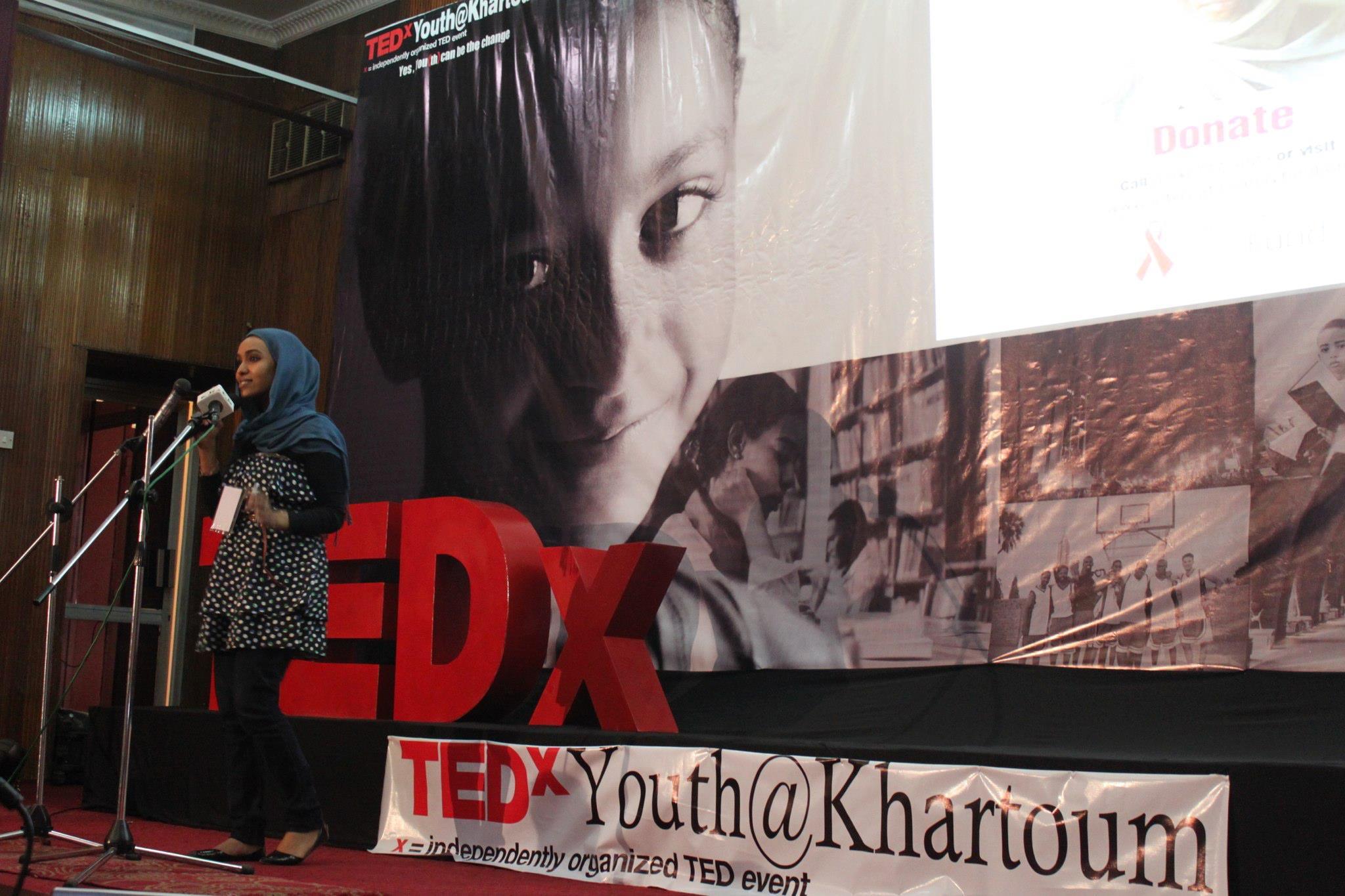 Tedx Youth Speaker and public Speaker -