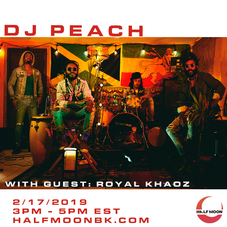 Ep. 46: Royal Khaoz Reggae Month Special