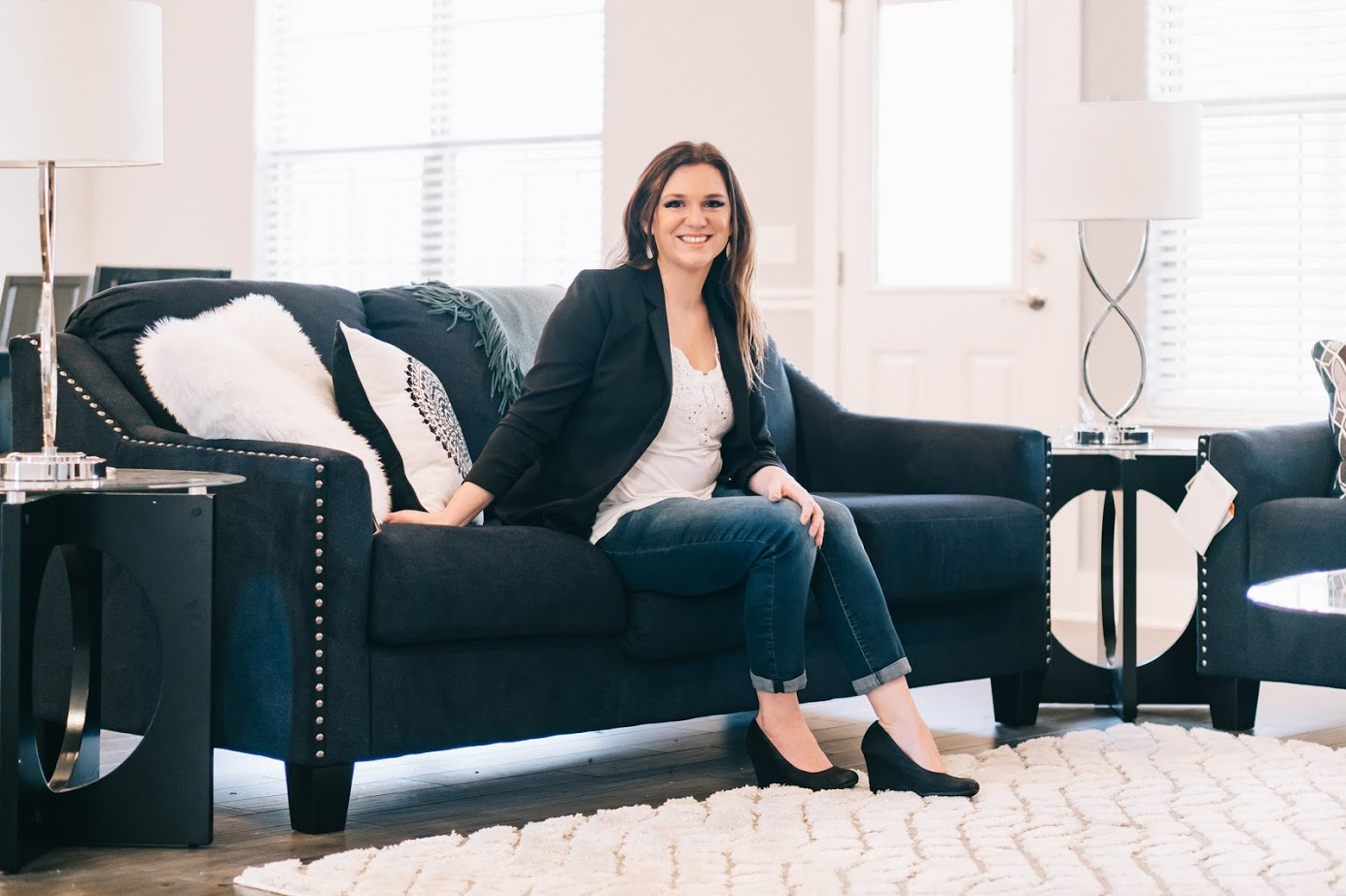 Aubrey Sanchez - Interior Designer & StagerBentonville, AR - Northwest Arkansas
