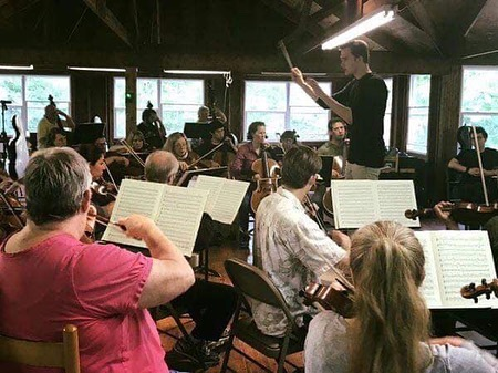 For our final week of Scio updates, check out our Facebook page to see what our tenor player has been up to! Thanks for keeping up with Scio over the summer- We'll all be back in Rochester soon, so stay tuned to see the exciting things happening this semester!
