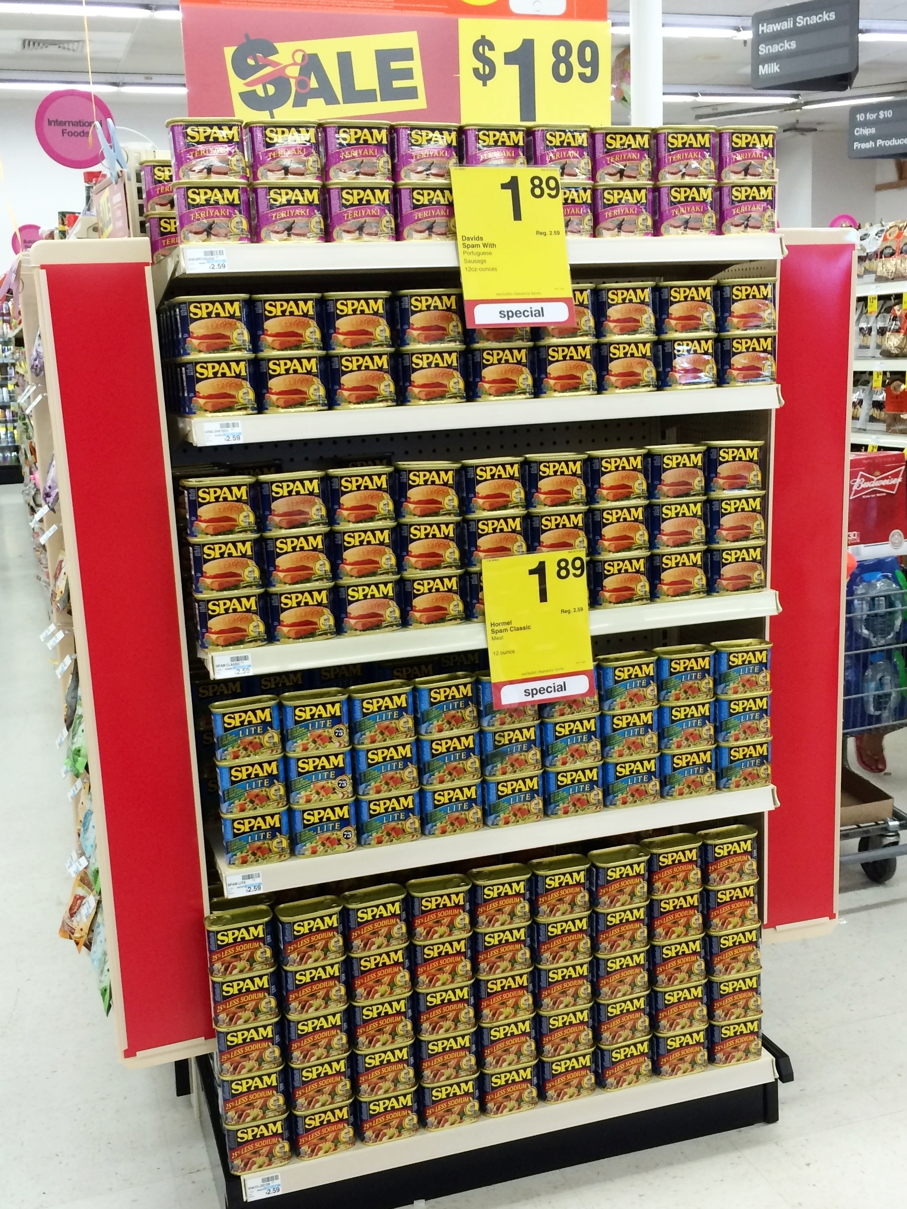 Spam Merchandised