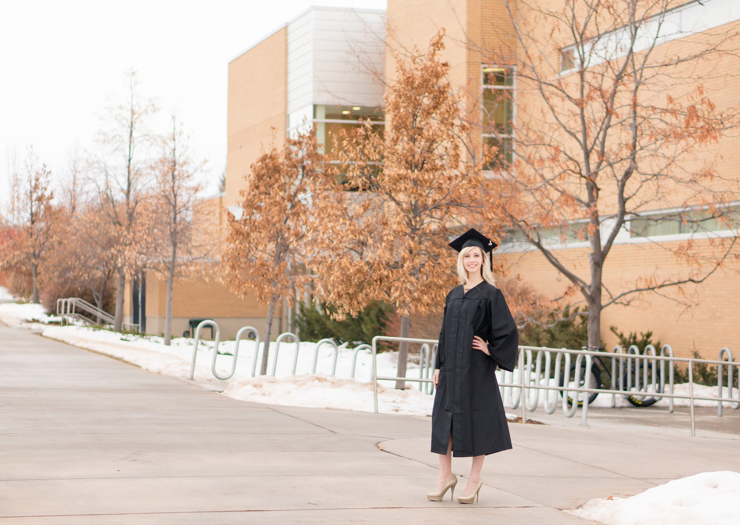LaRae BYU Idaho Graduation Rexburg Idaho Photographer