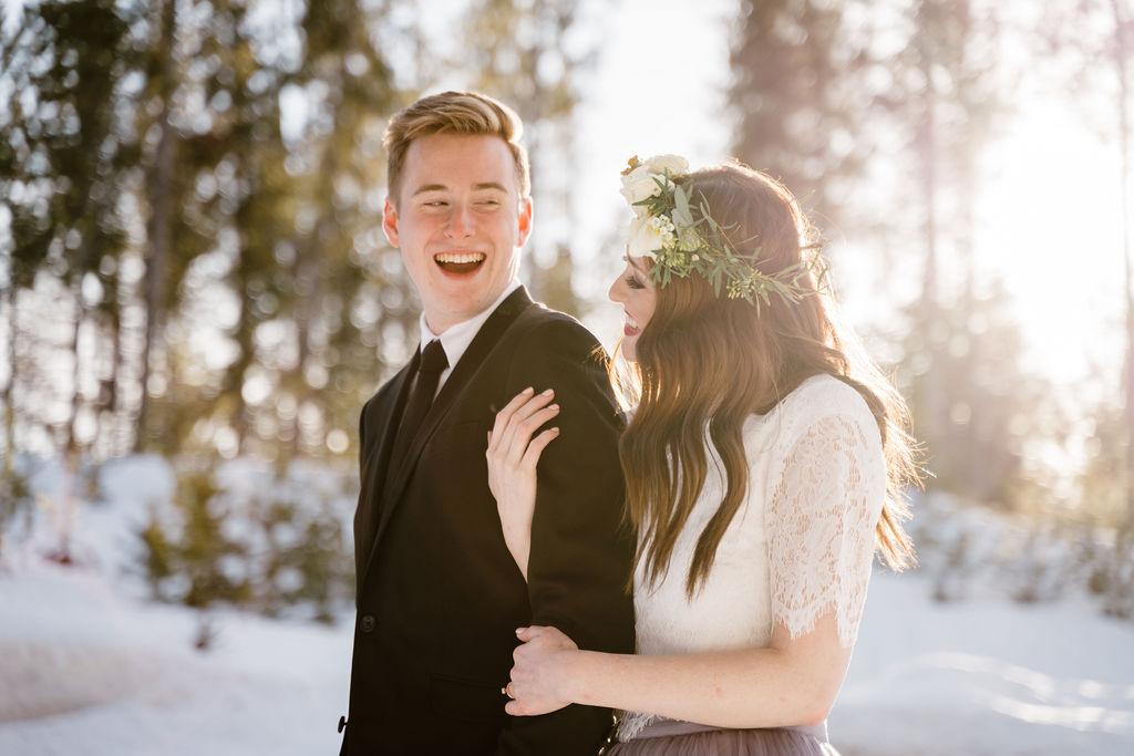 Marissa + Joshua Palisades Engagement Session Christine Madeux Rexburg Idaho Photographer