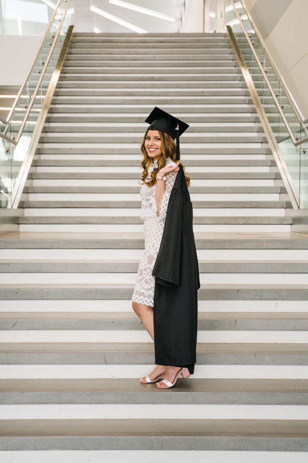 Maria BYU-Idaho Graduation Photos Christine Madeux Photography Rexburg Idaho Photographer