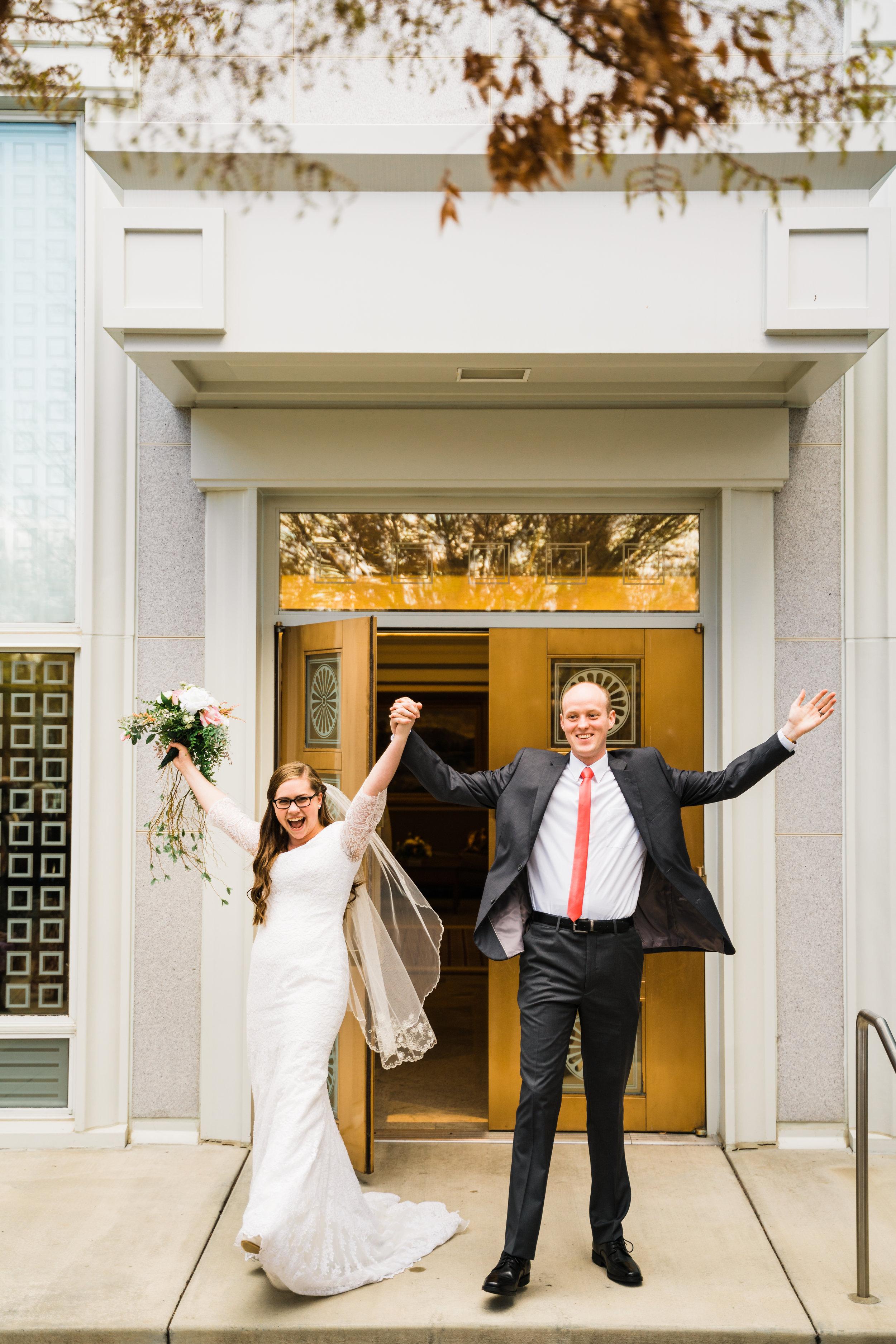 Leah and Spencer Mount Timpanogos Wedding Christine Madeux Photography Rexburg Idaho Photographer