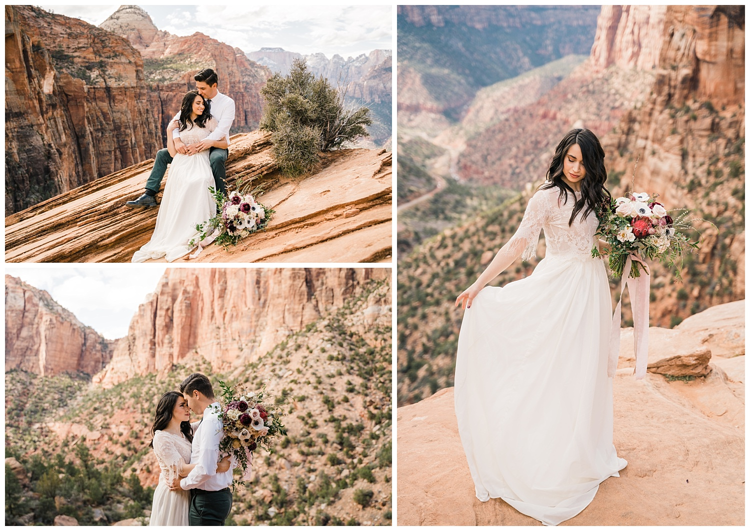Idaho and Wyoming Elopement Photographer