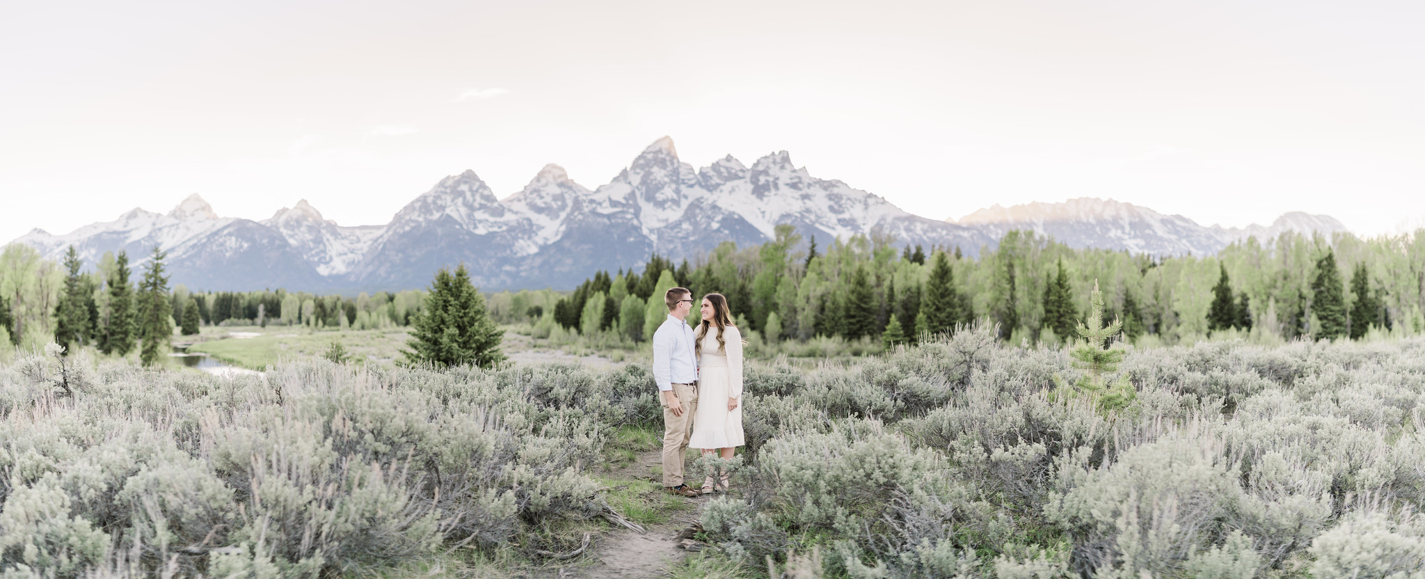 Grand Teton National Park photographer Jackson Hole Elopement and Couples Photographer