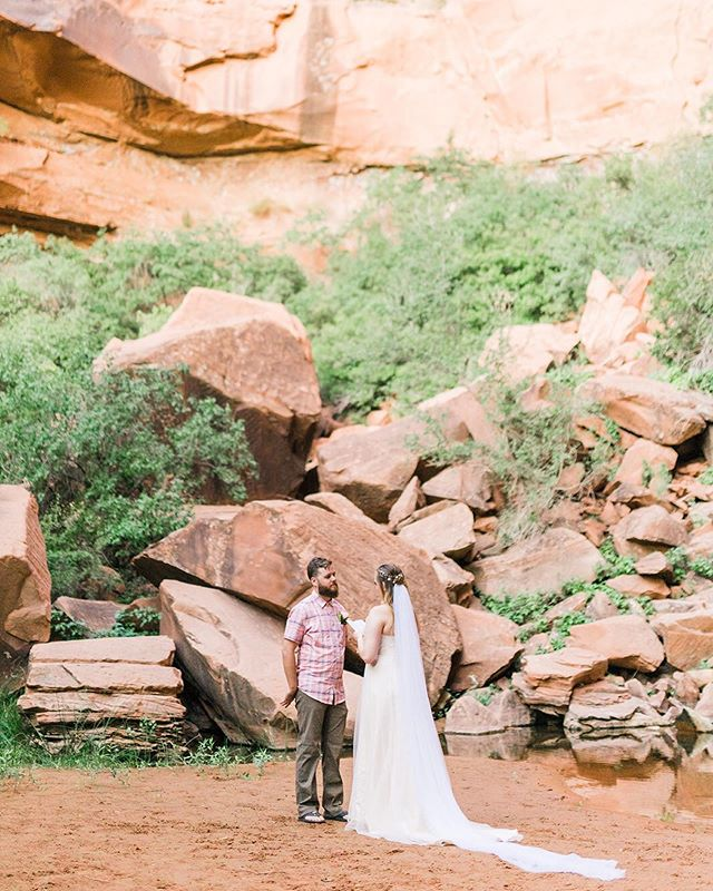 I am beyond grateful that we were able to capture Nichole and Xander's beautiful elopement in Moab yesterday. Their vows were so sweet and 100% them. The beauty of any wedding is when a couple focuses on the most important part-the love and commitment they have for each other.