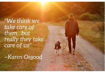 "Wise words spoken from ""Bosco's"" mom, as she cared for him while he faced lymphoma"