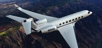 Gulfstream G650 -