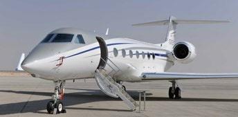 Gulfstream G550 -