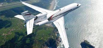 Dassault Falcon 8X -